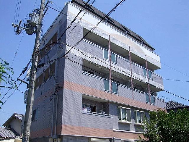 オートロック、エレベーター付きの駅近物件!! ソレアード山川