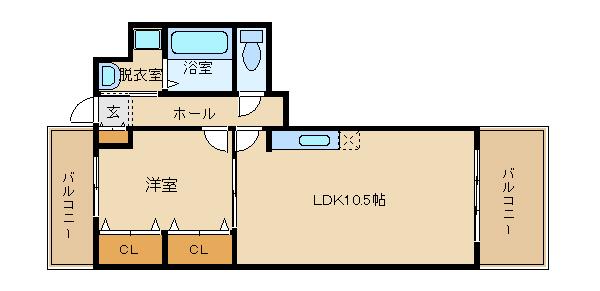 藤井寺駅近!人気のRC造のマンションです♪ 稀少の1LDK  グランディールA