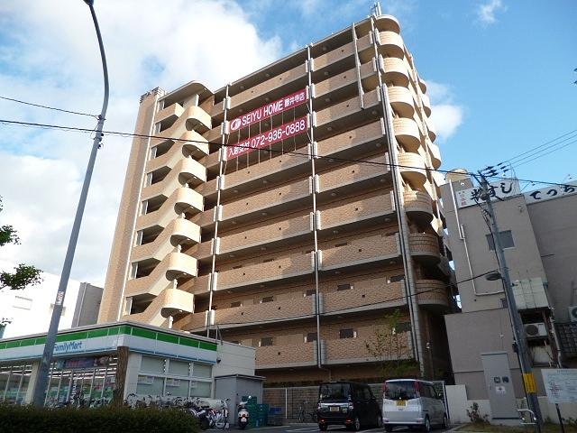 藤井寺駅前ハイグレードマンション!! シェモア藤井寺駅前