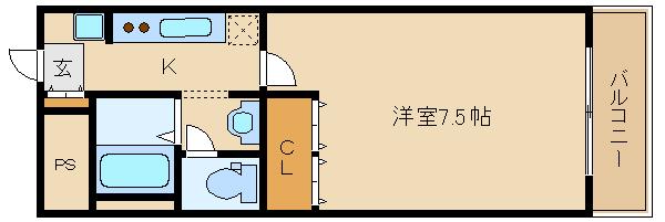 ペットOK♪洋室も広いですよ!! 2口システムキッチン搭載☆  フィールドビレッジ