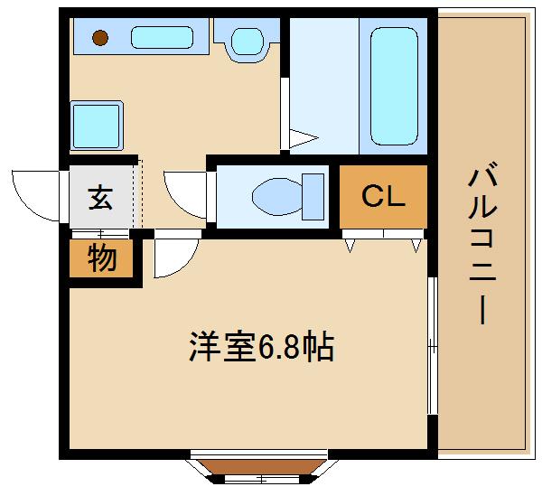 室内洗濯パン・シャンプードレッサー付きのセパレート物件です!! 静かな住宅街ですよ☆☆  メゾンコンフォート