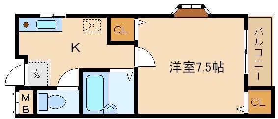 河内松原駅近く!! オートロック付き  松原TKDハウス