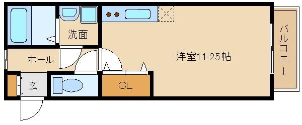 単身新築物件☆☆ システムキッチンで料理もラクラク☆  ドリーム葉月 六番館