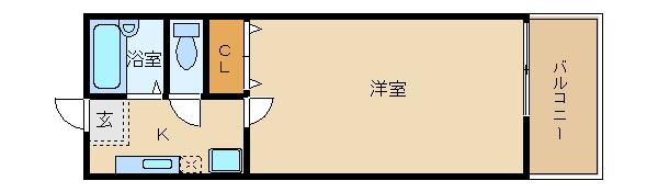 恵我之荘駅 2口ガスコンロ  ラベンダーの丘