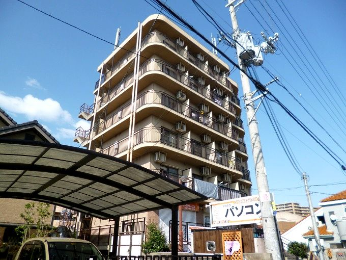 RC造のオートロック付きマンション!! ハートフル藤井寺