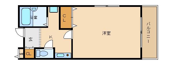 藤井寺駅、徒歩圏内♪セパレートで室内も綺麗!! ☆日当りも良好です☆  マリエール