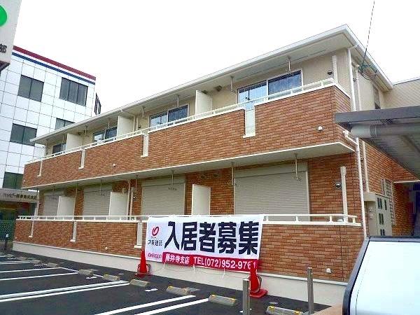 松原市役所近くの築浅物件!! サンパティーク