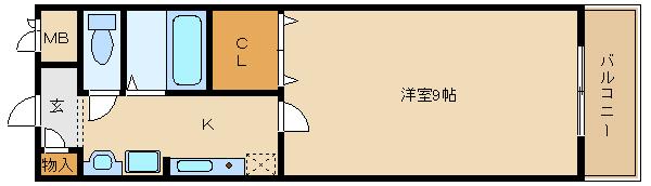 オール電化の藤井寺駅近物件!! シャンドレが付いています♪  聖和マンション弐番館