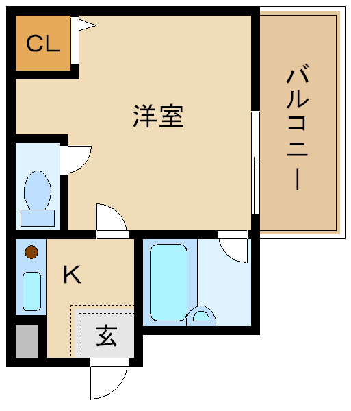 えッ!?部屋に、シャンデリアがあるっ?!? 素敵(^0^) ☆★駅近くで生活に便利ですよ♪★☆  コーポクイーン�U
