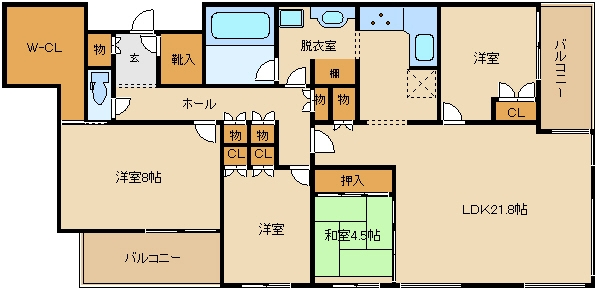 ジアスタワーレジデンス 分譲賃貸マンションです。  サンマークスだいにち