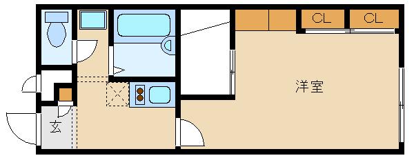 システムキッチン搭載☆料理も楽チン♪ 家具家電付きです!!  レオパレスKIMURA
