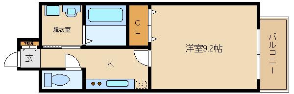 ☆築浅物件★浴室乾燥機など設備も充実♪♪ 洋室も広いですね♪♪  アムールヴィラ南大塚