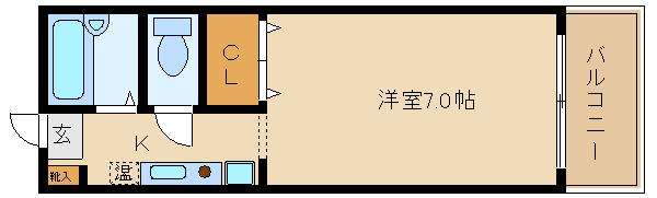 学生様・社会人様に人気です!!オール電化です♪♪ オール電化なので、ガス代要らず(^0^)  ユニオンハイツ
