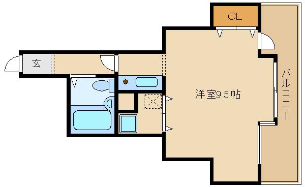 ☆レディースマンション☆ 広い洋室が魅力です♪♪ オートロック付きマンションです(^0^)  ハイネス石川