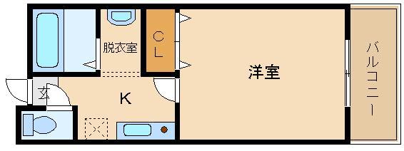 駅近の人気セパレート♪駐車場3,000円!! 独立洗面台付き、オール電化です♪  フォレストグリーンヴィラ