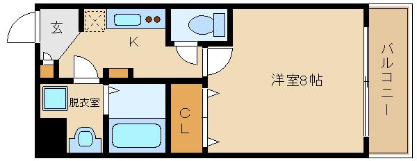 オートロック付の藤井寺駅近♪ 全室、角部屋設計です♪♪  フォンテーヌ藤井寺
