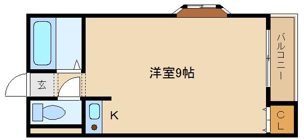 駅近のお勧め物件です!! 敷金・礼金0円♪♪ 初期費用のご相談も出来ますよ〜(^0^)  カーサ・イデアーレ�U