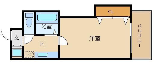 藤井寺駅近くの単身物件です!! レディースマンションです!!  ルミエール