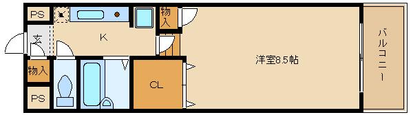 人気の単身物件ですよ♪来春入居OK♪ 防犯カメラも設置!!安心ライフを(^0^)  コウジィーコート