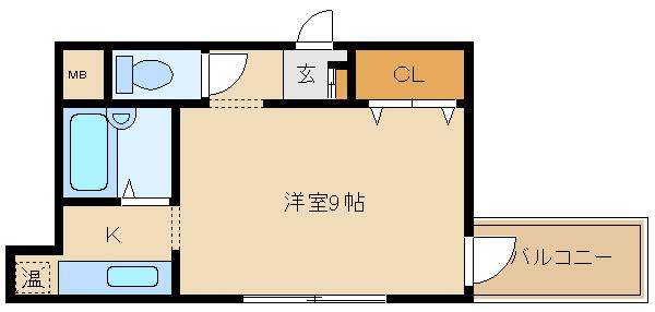 ★駅近★ 水道代込みで、4万円ですよッ♪♪ 全室、角部屋設計!! オール電化です♪♪  アンバー