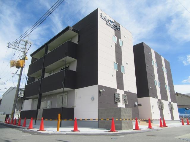 ワンちゃん・ネコちゃんOKの新築物件です!! 光インターネット、Wi-Fiが無料で使えます!!  ポルトフィーノ