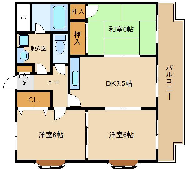 駐車場込みで7.0万円!買い物便利な環境です。 生活しやすい立地で人気☆  エスパシオ�T
