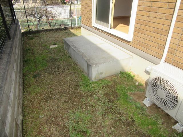 ペット飼育可能です!! 庭付きです♪♪ 04248 松本タウンハウス