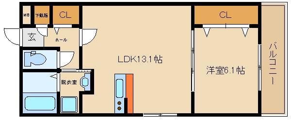 ワンちゃんネコちゃんOKの新築物件!! 光インターネット、Wi-Fiが無料で使えます!!  ステラウッド恵美坂