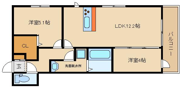 D-room誉田新築物件★ ガス3口システムキッチン♪  仮称)D-room誉田3丁目